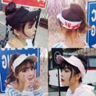Lace-up Sun Hat