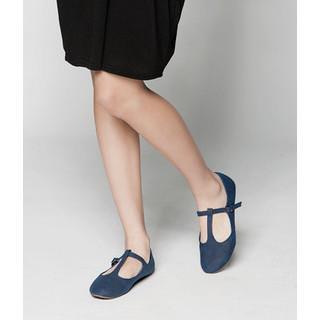 T-strap Flats