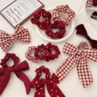 Bow Hair Clip / Scrunchie