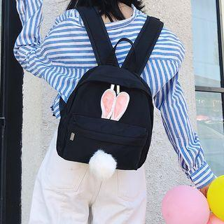 Rabbit Accent Backpack