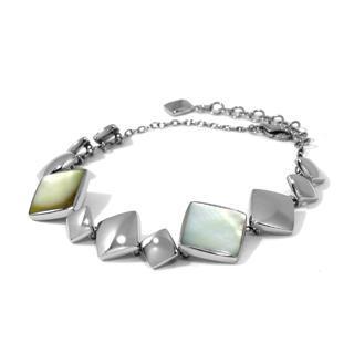 Squared Mop Bracelet