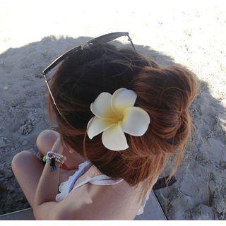 Flower Bracelet / Hair Clip / Hair Comb / Ring / Earring / Hair Tie