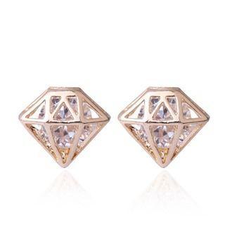 Cz Diamond Studs