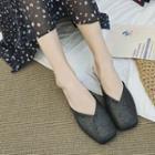 Weaved Slippers