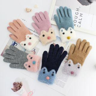 Animal Touchscreen Gloves