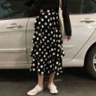 Midi Layered Skirt
