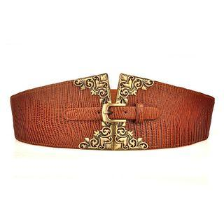 Filigree Waist Belt