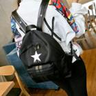 Nylon Star Backpack