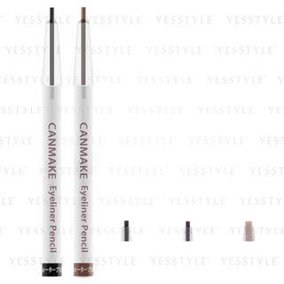 Canmake - Eyeliner Pencil - 3 Types