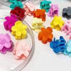 Resin Flower Hair Clamp