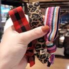 Printed Hair Tie(various Colors)