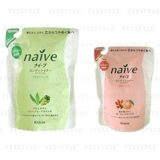 Kracie - Naive Conditioner Refill - 2 Types