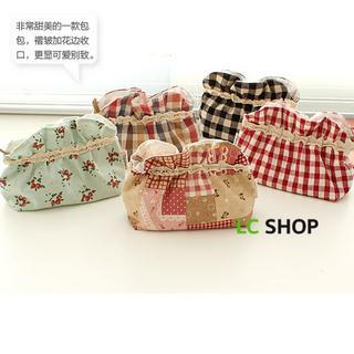 Patterned Pouch