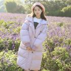 Hooded Thick Padded Coat