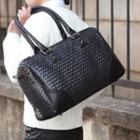 Woven Carryall Bag