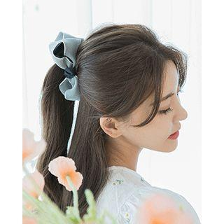 Chiffon Bow Hair Clamp