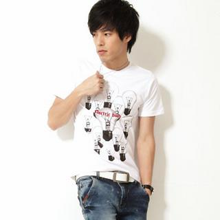Short-sleeve Printed T-shirt