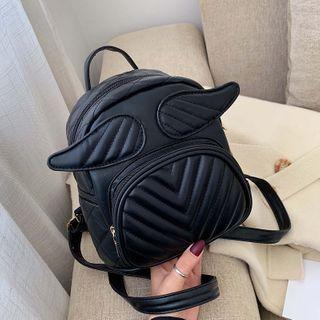 Embellished Mini Backpack