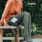 Stirrup Tights / Plain Tights