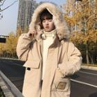 Medium Long Cotton Jacket