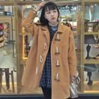 Knit Toggle Coat