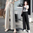 Wide-leg Pants / Set