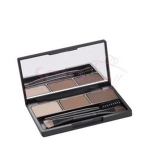 Cyber Colors - Brow Shaping Kit (#01 Natural Brown) 6g