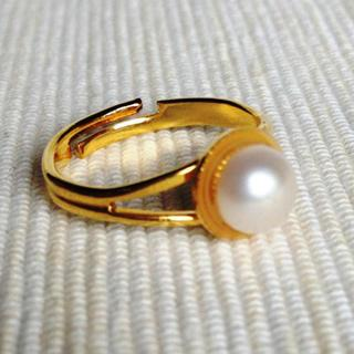 Little Pearl Ring One Size