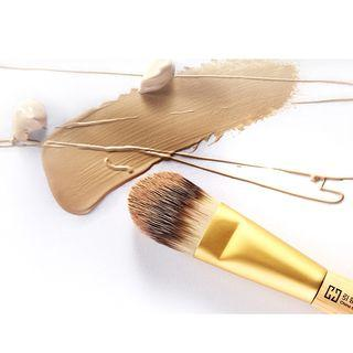 Flat Foundation Brush As Shown In Figure - One Size