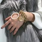 Pendant Chain Bracelet / Set