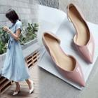 Pointed Toe Dorsay Pumps