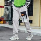 Pocket-accent Cargo Pants