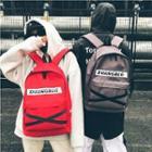 Cross-strap Backpack