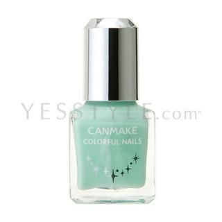 Canmake - Colorful Nails (#53 Peppermint Cream) 1 Pc