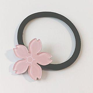 Floral Hair Tie / Hair Pin / Hair Clip