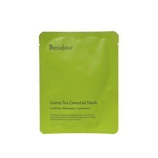 Bonajour - Essential Mask - 2 Types Green Tea