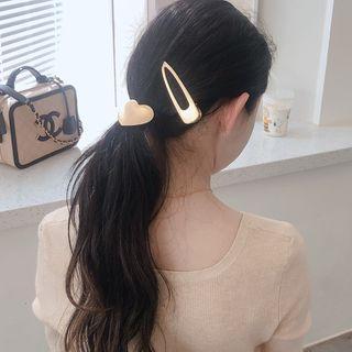 Metal Hair Clip / Hair Ring