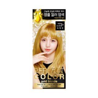Miseensc Ne - Perfect Color - 12 Colors #11g Gold Blonde