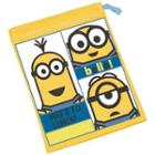 Minions Drawstring Pouch One Size