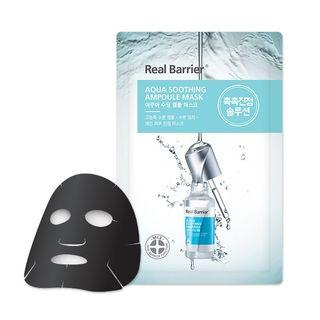 Atopalm - Real Barrier Aqua Soothing Ampoule Mask 1pc 28ml