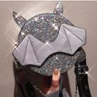 Sequin Devil Crossbody Bag
