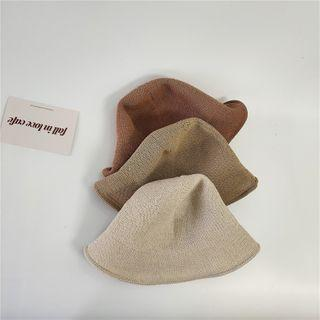 Straw Plain Hat
