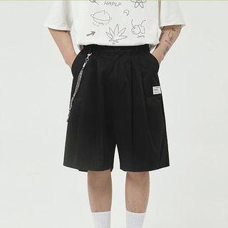 Chain Strap Shorts