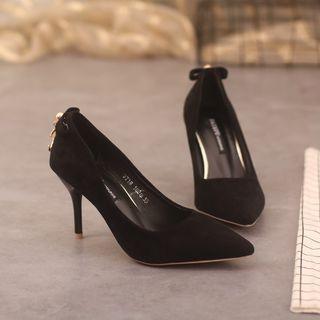 Accessories Buckle Shoe Lace High-heel
