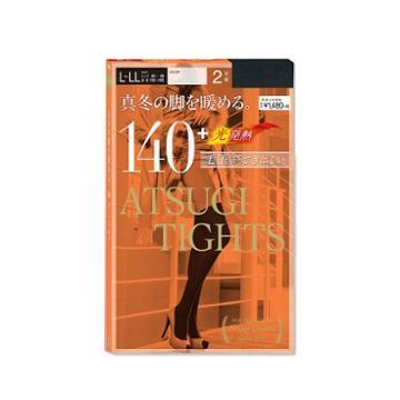 Atsugi - Tights Denier 140+ L-ll 2 Pairs