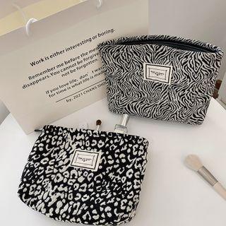 Print Makeup Bag