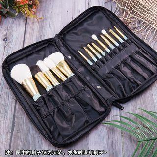 Makeup Brush Case Black & Pink - One Size