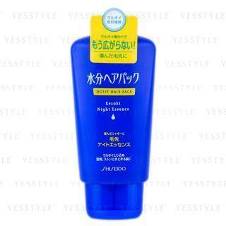 Shiseido - Moist Hair Pack Kesaki Night Essence 120g