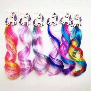 Unicorn Color Hair Extension