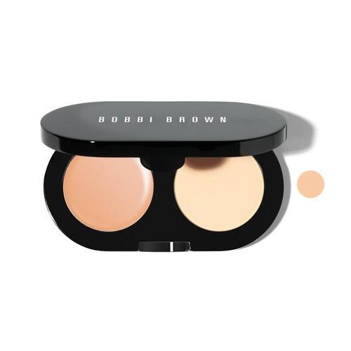 Bobbi Brown - Creamy Concealer Kit : Beige + Pale Yellow 1 Set